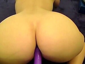 AMBER maldito consolador púrpura