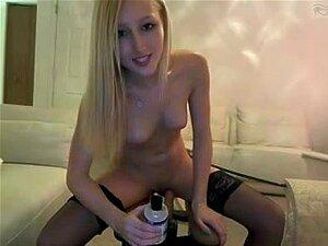 Máquina de sexo follando en webcam, estoy
