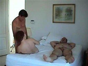 Sexo en grupo - parejas de dos, yo y mis amigos