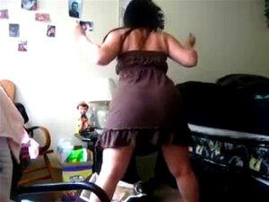 chica gordita bailando - nonude