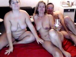 Webcam francés chica y