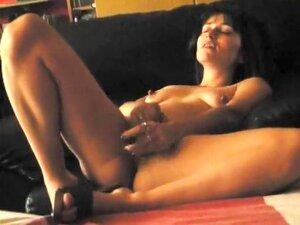 Homemade loco grabar con masturbación, escenas de