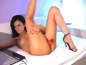 chica en la webcam, El clip más largo hasta la