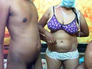 India puta con tetas grandes teniendo sexo parte 2