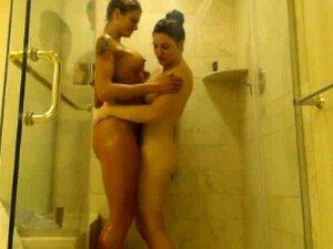 Webcam caliente de lesbianas follan en la