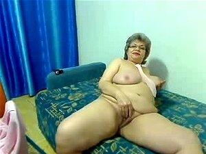 Desnudas cam delantera gorda abuela