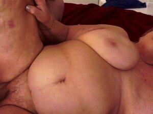 Gilf gorda follada en cuarto de hotel por polla